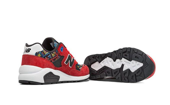 New Balance 580 Considered Chaos