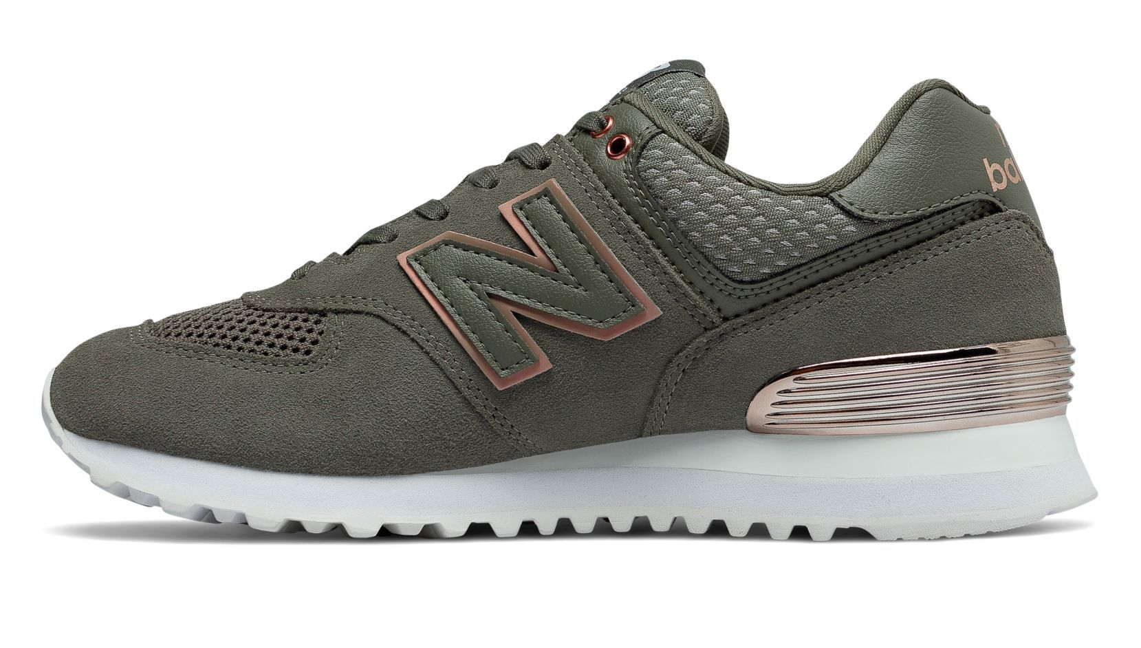 New Balance 574 All Day Rose