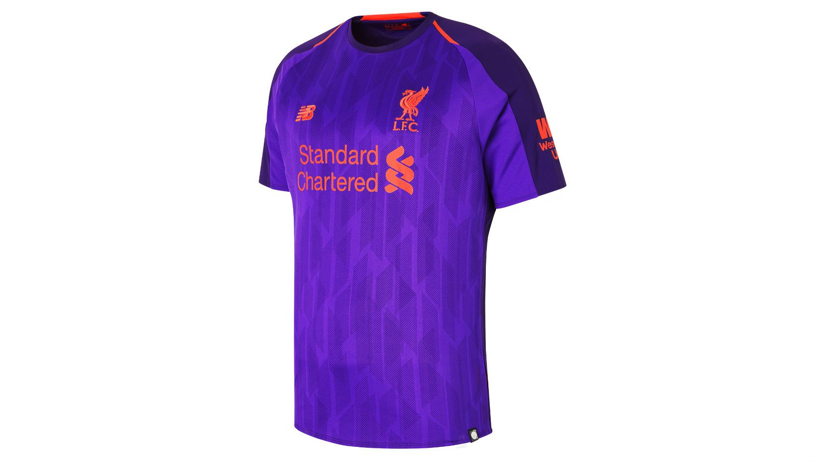Футболка Liverpool FC Away
