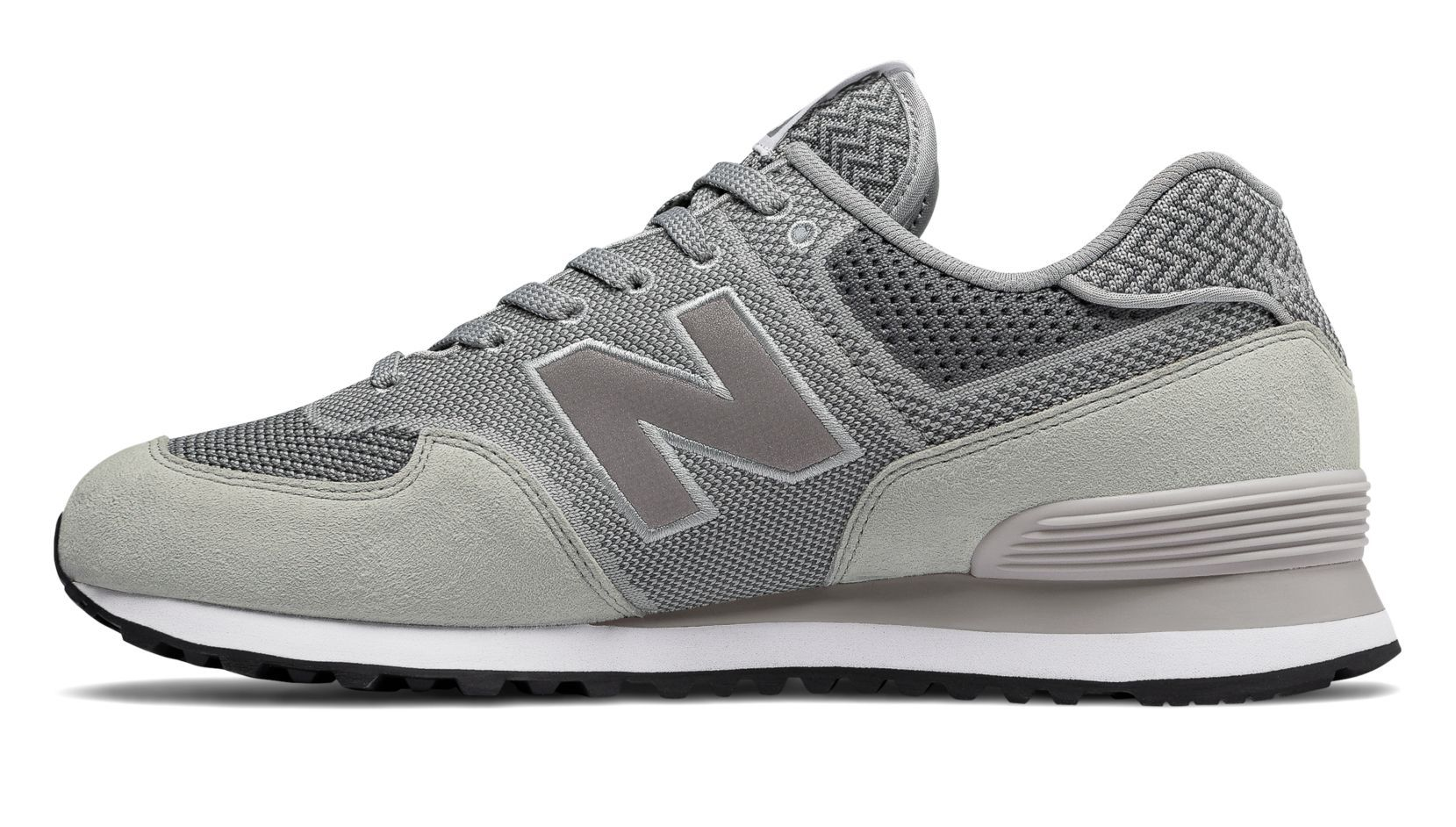 New Balance 574 Engineered Mesh