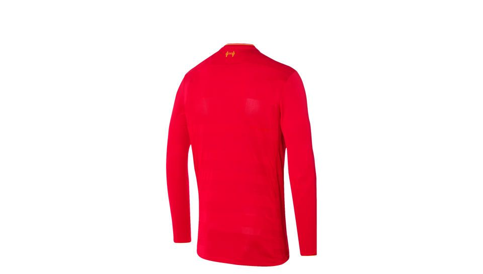 Футболка LFC Mens Home LS Jersey