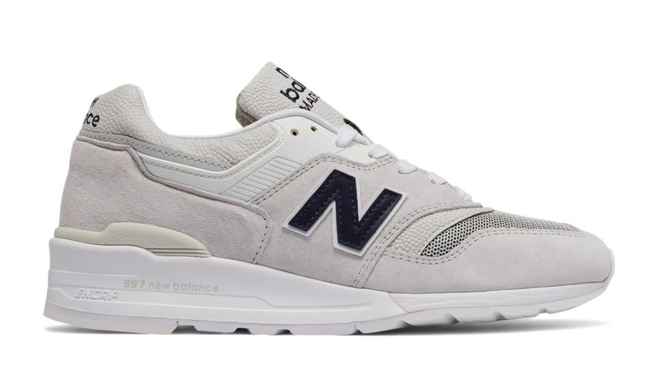 New Balance 997 Suede Made in the USA