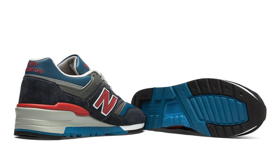 New Balance 997 Connoisseur made in the USA