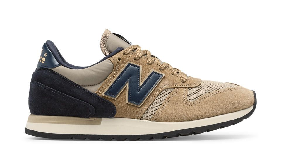New Balance 770 Made in UK Suede