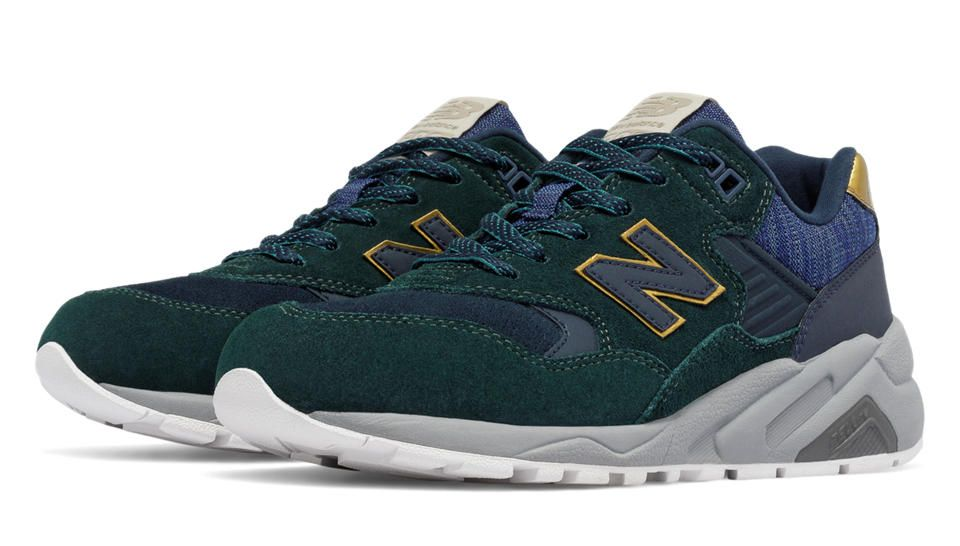 New Balance 580 Molten Metal