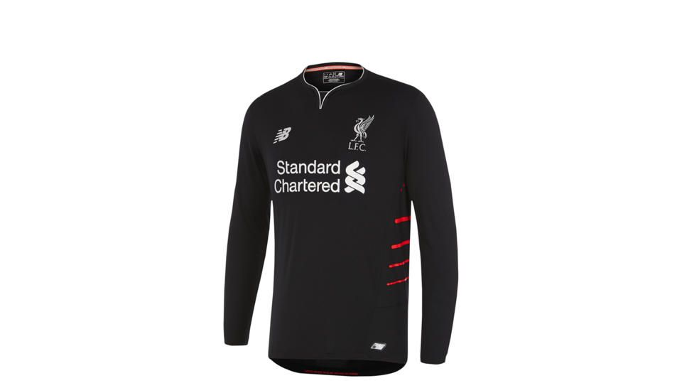 Футболка LFC Mens Away LS Jersey