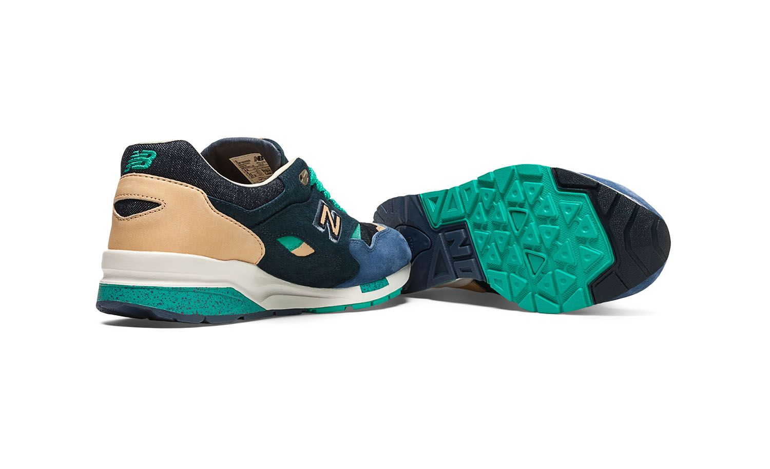 "New Balance x Social Status CM1600 ""Winter in the Hamptons"""
