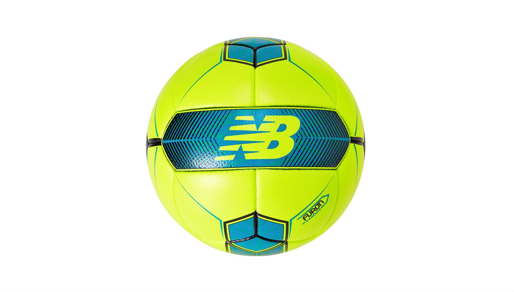 Мяч Furon Damage HI-VIS Football FIFA Quality Pro