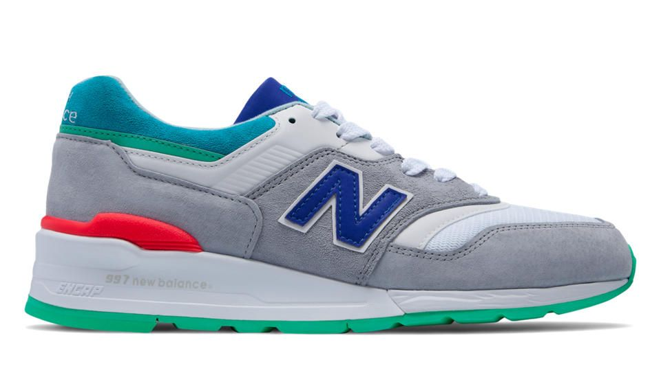 New Balance 997 Coumarin Pack Made in the USA