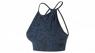 Топ Printed Evolve Halter Crop